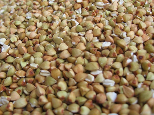 Organic White Buckwheat